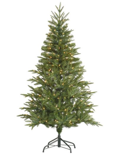 Mixed Pine Fir Christmas Tree For Christmas 2014