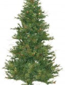 Vickerman A801670 7.5 ft. x 54 in. Slim Mixed Country Tree 1320T (Christmas Tree)