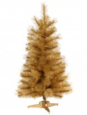 Gold Glitter Cashmere Pine Christmas Tree For Christmas 2014