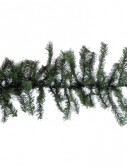 Vickerman A802717 Canadian Pine Garland (with lights): A802717 Christ (Christmas Tree)