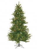 Slim Mixed Country Pine Christmas Tree For Christmas 2014