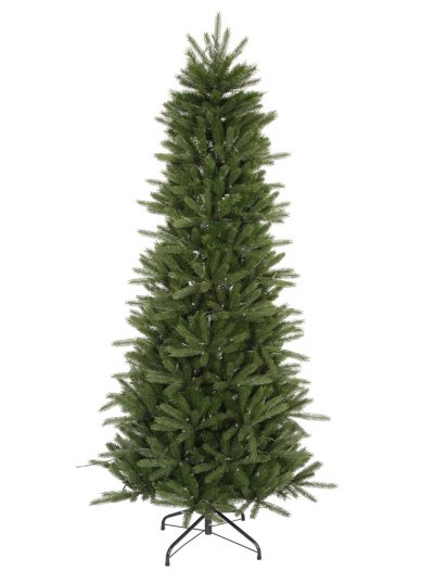 Slim Vermont Frasier Fir Instant Shape Christmas Tree For Christmas 2014