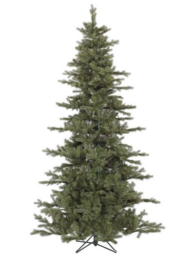 Slim Austrian Fir Christmas Tree For Christmas 2014