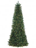7.5 Foot Upside-Down Christmas Tree - Reversible: Clear Lights For Christmas 2014