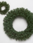 Canadian Pine Wreath For Christmas 2014