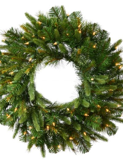 30 inch Cashmere Pine Wreath For Christmas 2014