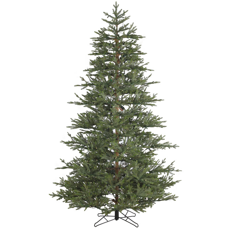 75 foot unlit realistic christmas tree williamsburg pine medium
