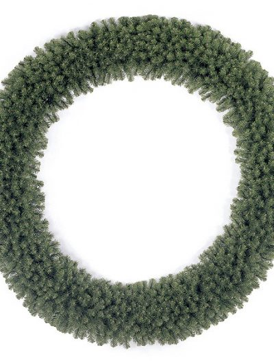 100 inch Virginia Pine Wreath: Clear Lights For Christmas 2014
