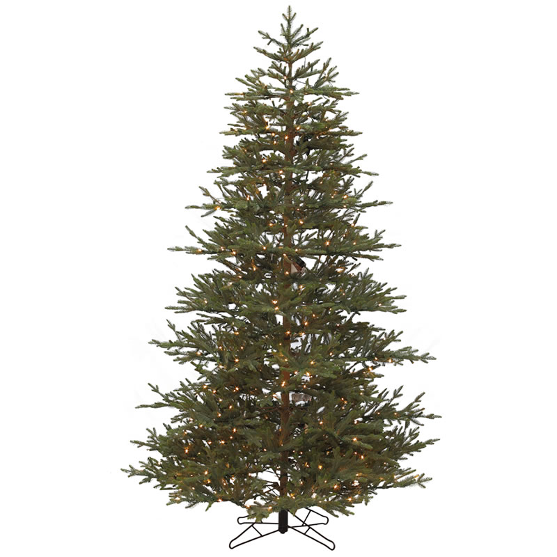 9 foot perfectlit led realistic christmas tree williamsburg pine warm clear