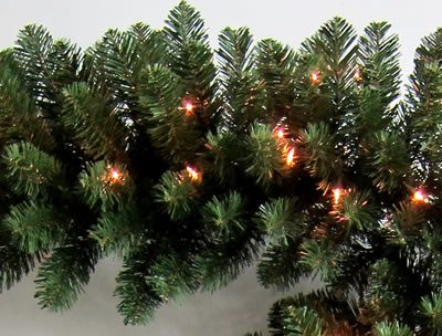 9 Foot x 16 Inch Staylit Artificial Christmas Garland