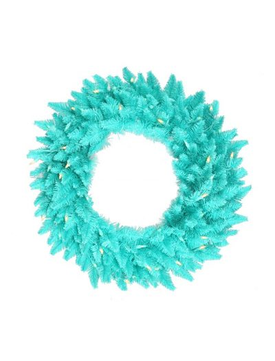 24 inch Artificial Christmas Wreath For Christmas 2014