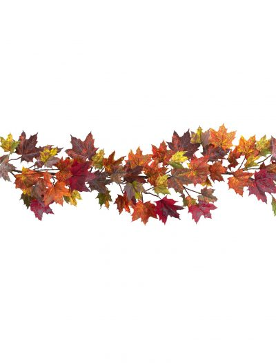 60 inch Artificial Maple Leaf Garland For Christmas 2014