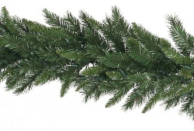 "Vickerman 12178 - 50' x 14"" Imperial Pine Christmas Garland (A877215) (Christmas Tree)"