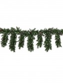 9 foot Artificial Ashberry Icicle Garland with Pinecones For Christmas 2014