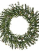 48 in. Mixed Country Pine Unlit Christmas Wreath (Christmas Tree)