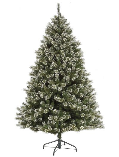 Frosted Cashmere Pine Christmas Tree For Christmas 2014