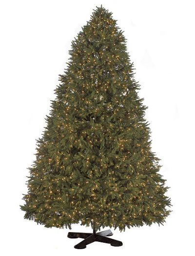 12 foot Full Colorado Spruce Christmas Tree: Clear Lights For Christmas 2014