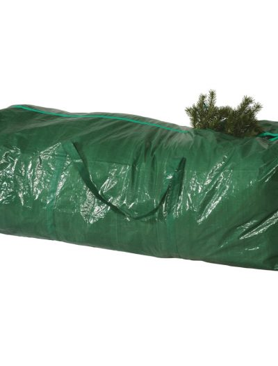 Christmas Tree Storage Bag: Fits up to 9 foot Christmas Trees For Christmas 2014