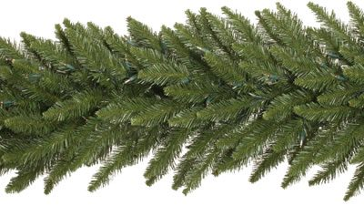Vickerman A861126 Camdon Fir 25-Foot Garland w/900 Tips (Christmas Tree)