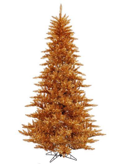 Copper Fir Christmas Tree For Christmas 2014