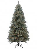 Artificial Blue Crystal Christmas Pine Christmas Tree For Christmas 2014