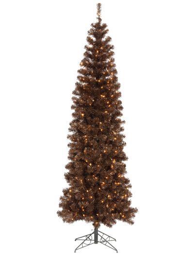 Mocha Pencil Christmas Tree For Christmas 2014