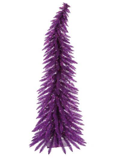 Purple Whimsical Christmas Tree For Christmas 2014