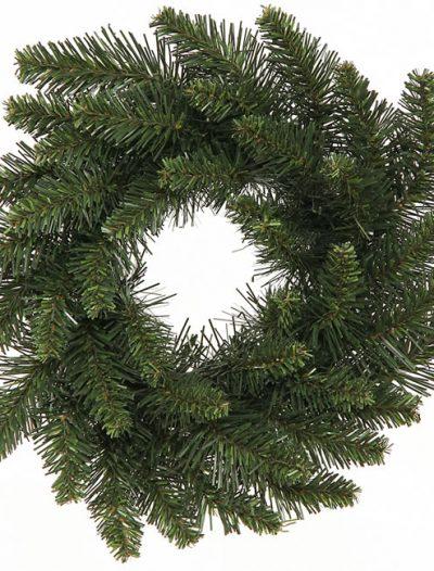 12-Inch Vickerman Camdon Fir Christmas Wreath with 40 Tips (Christmas Tree)