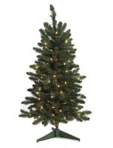 3 Foot Fir Christmas Tree: Clear Lights For Christmas 2014
