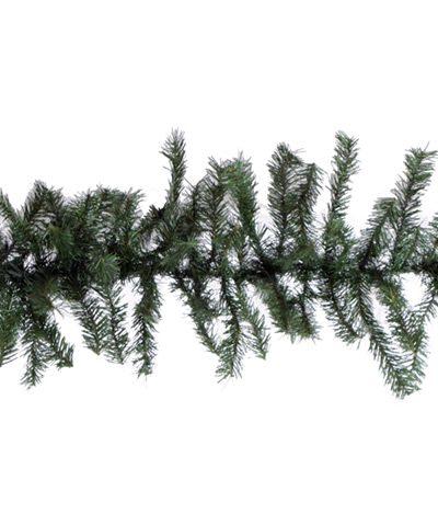 50 Foot x 10 Inch Prelit Artificial Christmas Garland