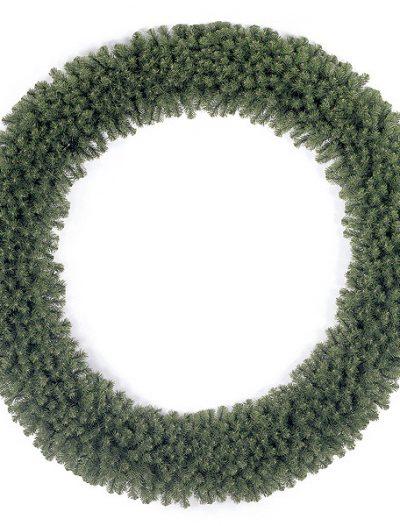 100 inch Virginia Pine Wreath: Clear Lights For Christmas 2014