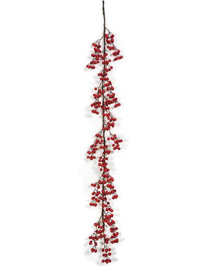 6 foot Gooseberry Garland: Set of (3) For Christmas 2014