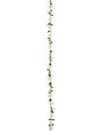 6 foot Snow Berry Garland: Set of (12) For Christmas 2014