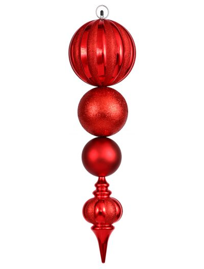 28.75 inch Shiny-Matte Calabash Ornament For Christmas 2014