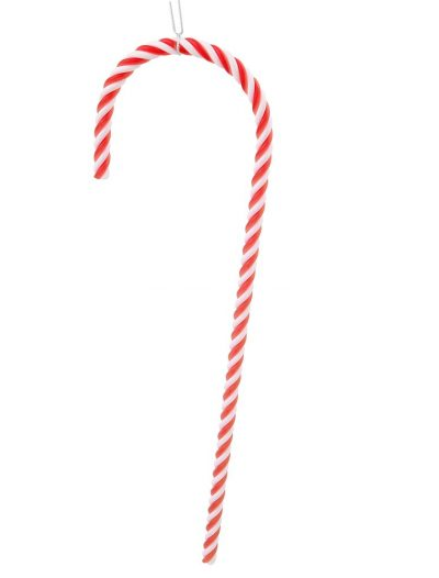 18 inch Artificial Christmas Candy Cane (set of 2) For Christmas 2014