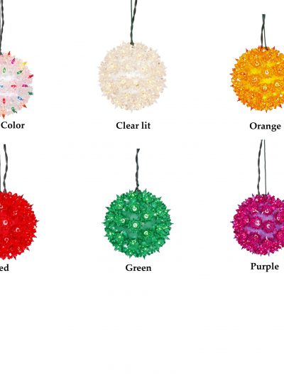 10 inch Twinkle Star Sphere For Christmas 2014