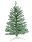 Turquoise Pine Christmas Tree For Christmas 2014
