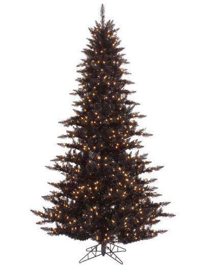Black Fir Christmas Tree For Christmas 2014