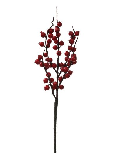 16 inch Indoor/Outdoor Berry Christmas Pick For Christmas 2014