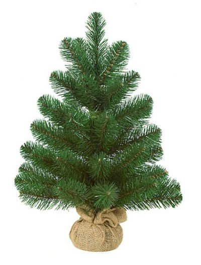 24 inch Jersey Pine Christmas Tree: Unlit For Christmas 2014